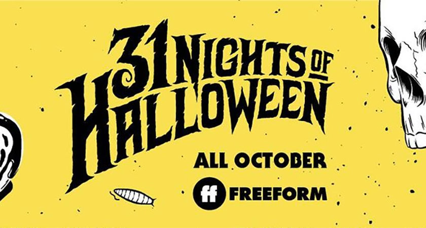 Freeform 13 Nights Of Halloween 2020 Freeform Releases Full '31 Nights of Halloween' Programming Lineup