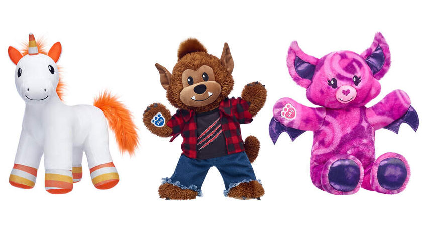 Build A Bear Halloween 2020 Build A Bear Unveils All New Halloween Collection for 2019   All