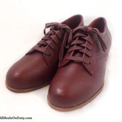 RENE /' Lavorazione Sacchetto Oxfordlace-up shoehalf shoes size 40.5
