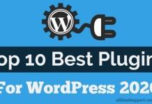 Best WordPress Plugins for Blogs (2020 Top 10 Guide)