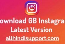 GB Instagram Download Kaise Kare Apk