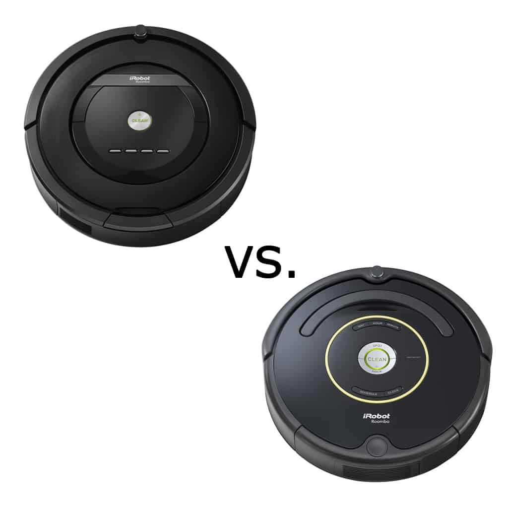 iRobot Roomba 880 vs 650 - What Are the Important Differences?