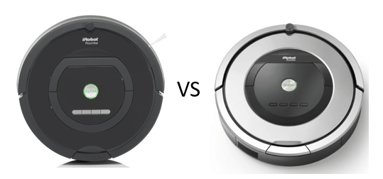 comparing the roomba 770 to the 860 860 vs 770 - Roomba Vacuum Reviews