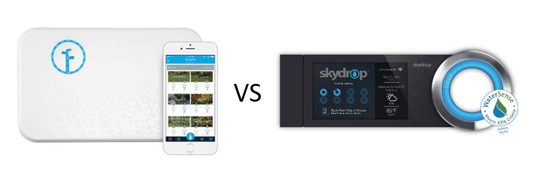 Comparing the Rachio vs Skydrop Smart Irrigation Systems
