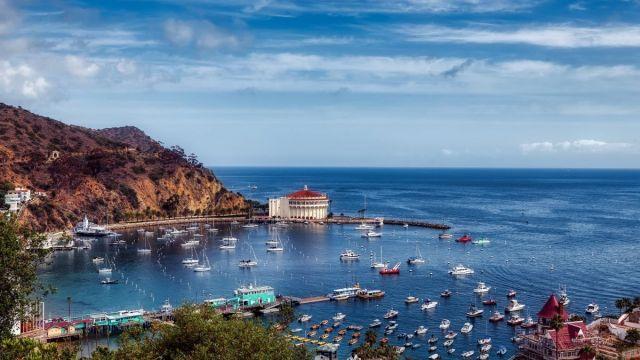 Why Catalina Island In California Best Romantic Honeymoon Destinations