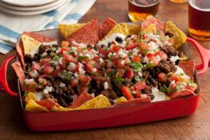 Healthy & Easy Nachos Recipe