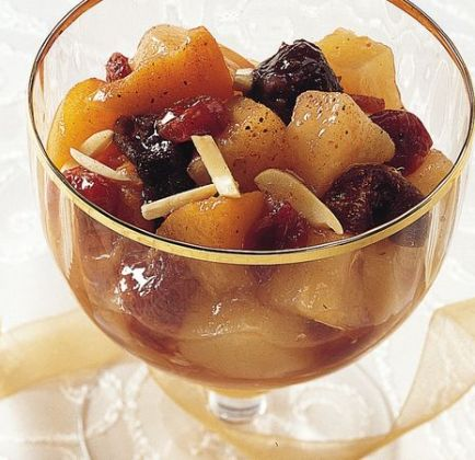 Wonderful And Healthy Fruit Compote Recipe Homemade