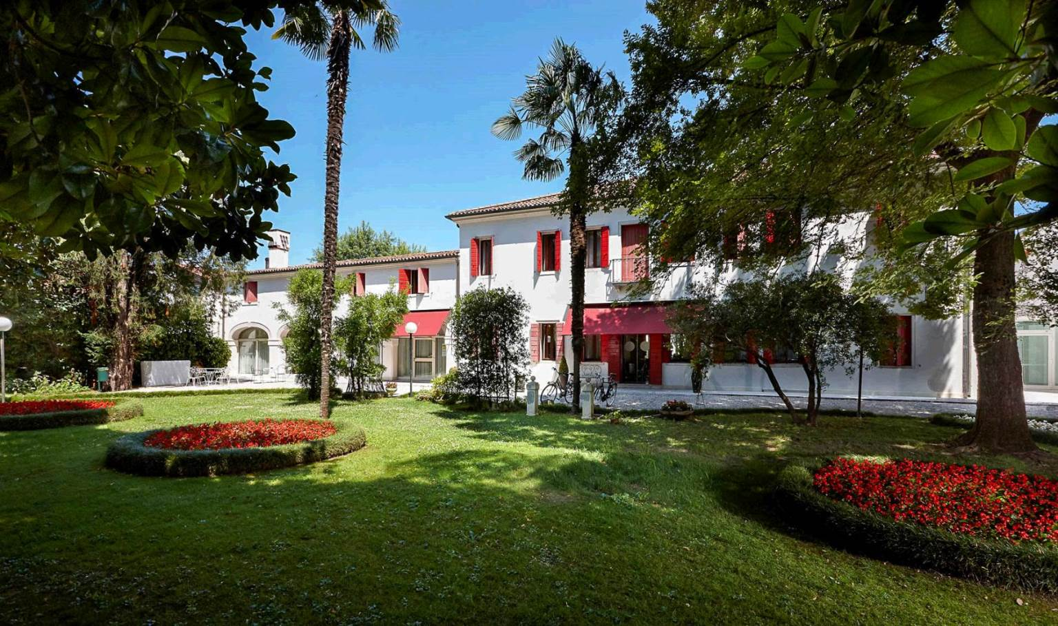 Hotel Villa Patriarca Mirano Venezia Veneto  allhotelit