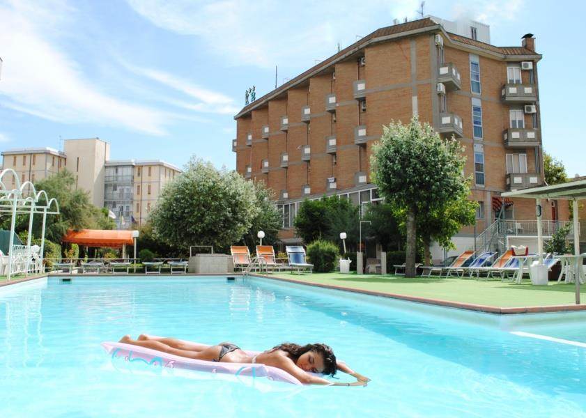 Family Hotel Marina Beach Lido Adriano Ravenna Emilia
