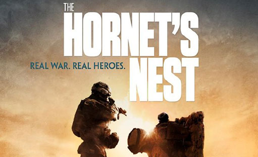 """The Hornet's Nest """"Real War, Real Heroes"""" Interview"""