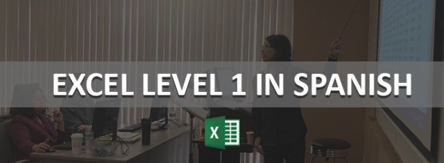 excel level 1 in spanish, Excel Level 1 in Spanish