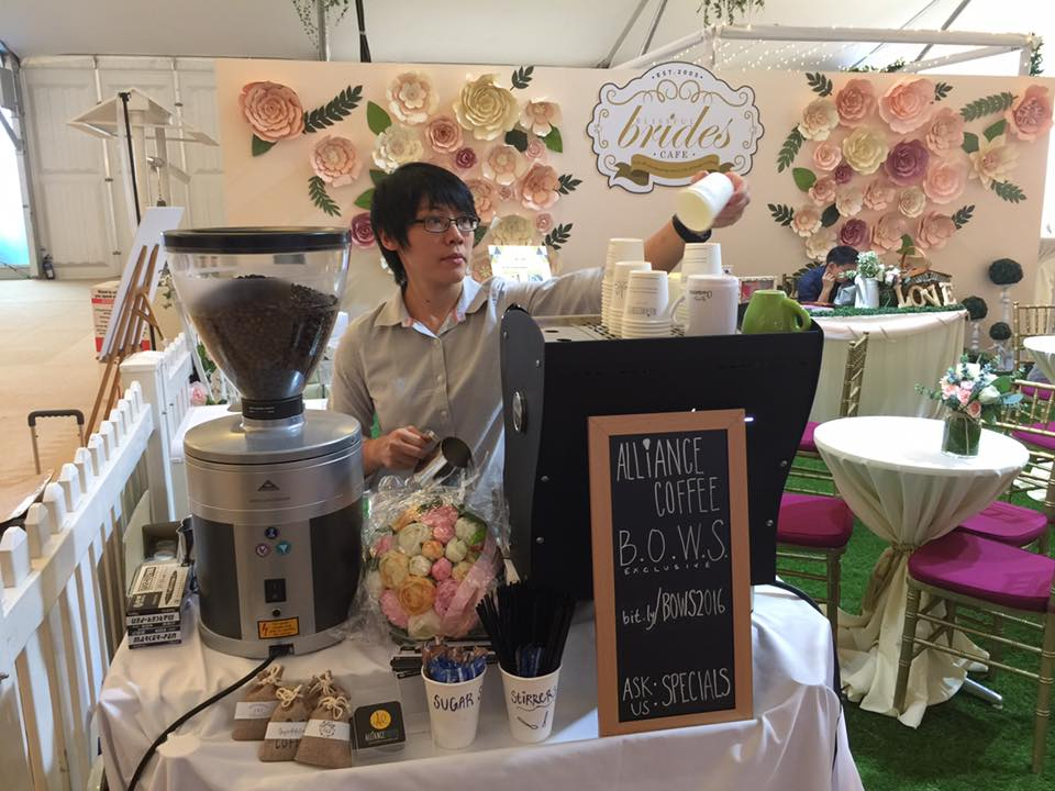 Blissful Outdoor Wedding Show 2016