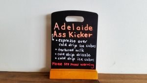 adelaide asskicker coffee