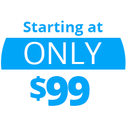 Starting at Only $99