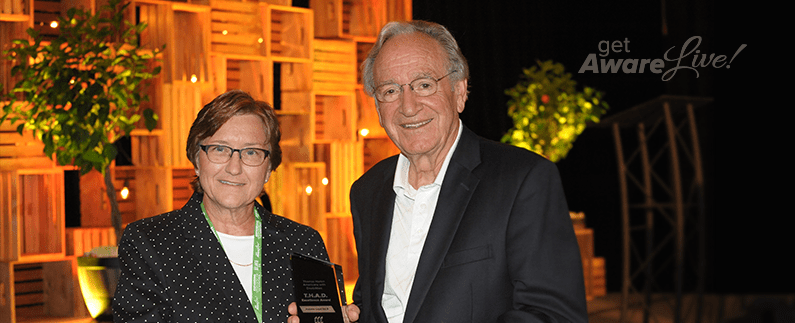 Alliance Enterprises Announces Annual Harkin Award Winner