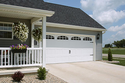 CHI Carriage House Garage Door Models 5216 and 5916