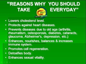 10 REASONS TO TAKE NUTRITIONAL SUPPLEMENTS