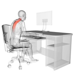 Ergonomic Chair Guidelines Covers Adelaide Watch Your Back What To Look For And Avoid In An