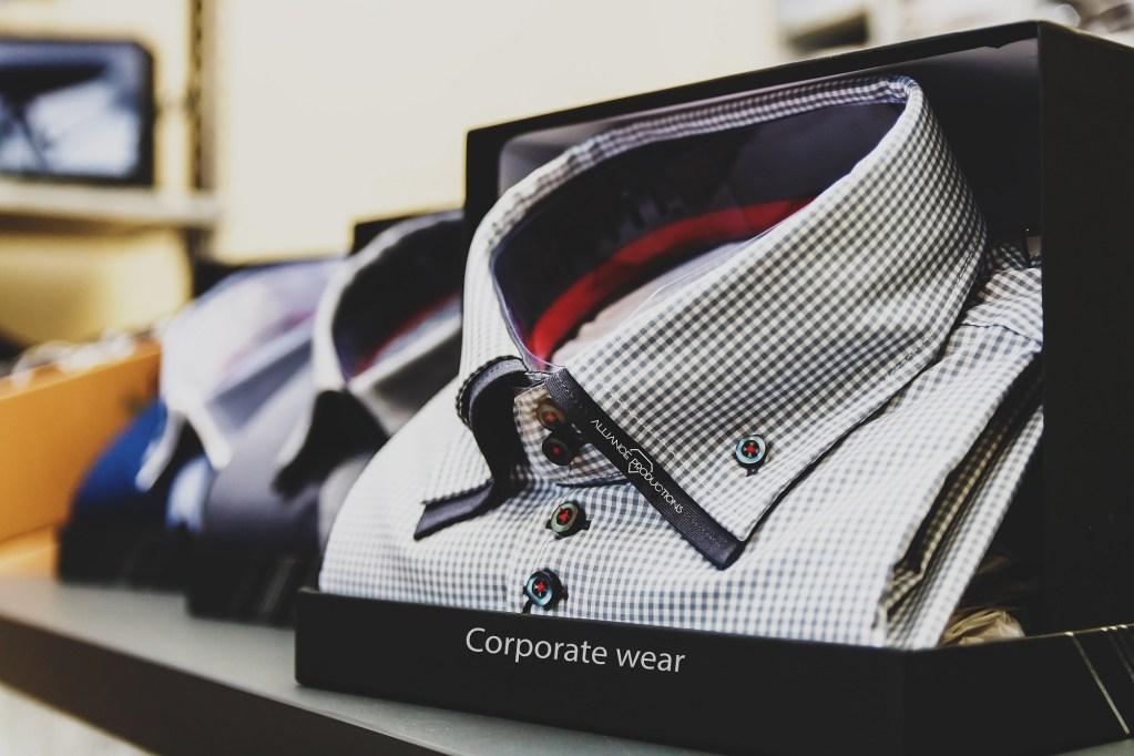 Bedrijfskleding Corporate wear