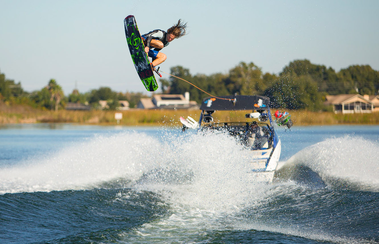 Stylish Wallpaper Girl Malibu Boats Signs Pro Wakeboarder Massi Piffaretti