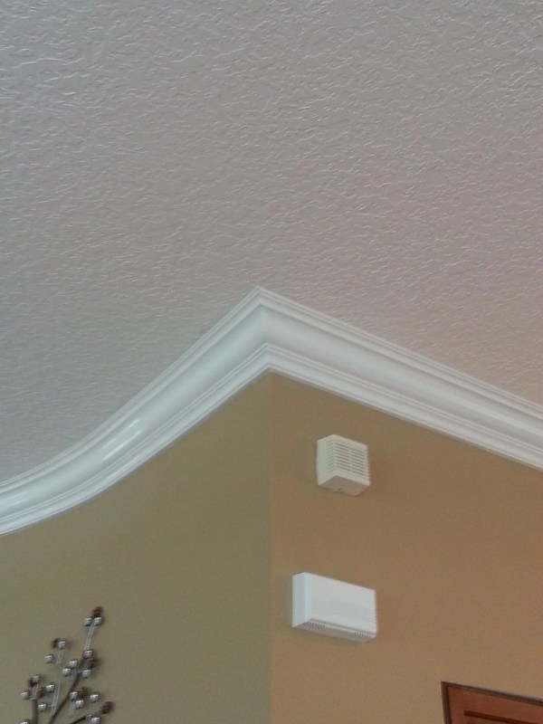 Foam Crown Molding Ceiling