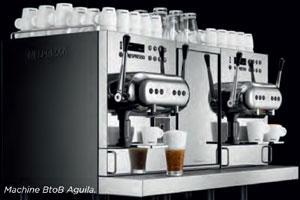 Capsule Nespresso : l'hyperbranchée