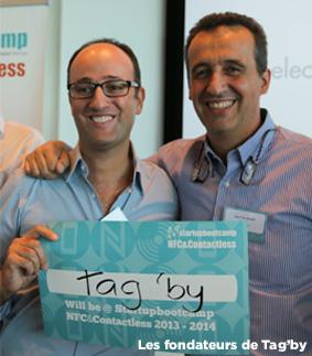 Tag'by fait entrer le social marketing dans les commerces
