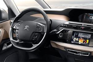 Le système multimédia Multicity Connect de la Citroën C4 Picasso accueillera le dispositif Qeo de Technicolor