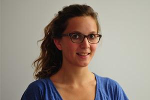 Mathilde Collin, CEO de front