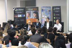 La conférence 50 nuances d'innovation a eu lieu le 30 septembre 2014 à Paris.