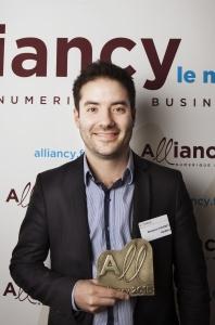 lauréats Prix Croissance 2015 Alliancy le mag