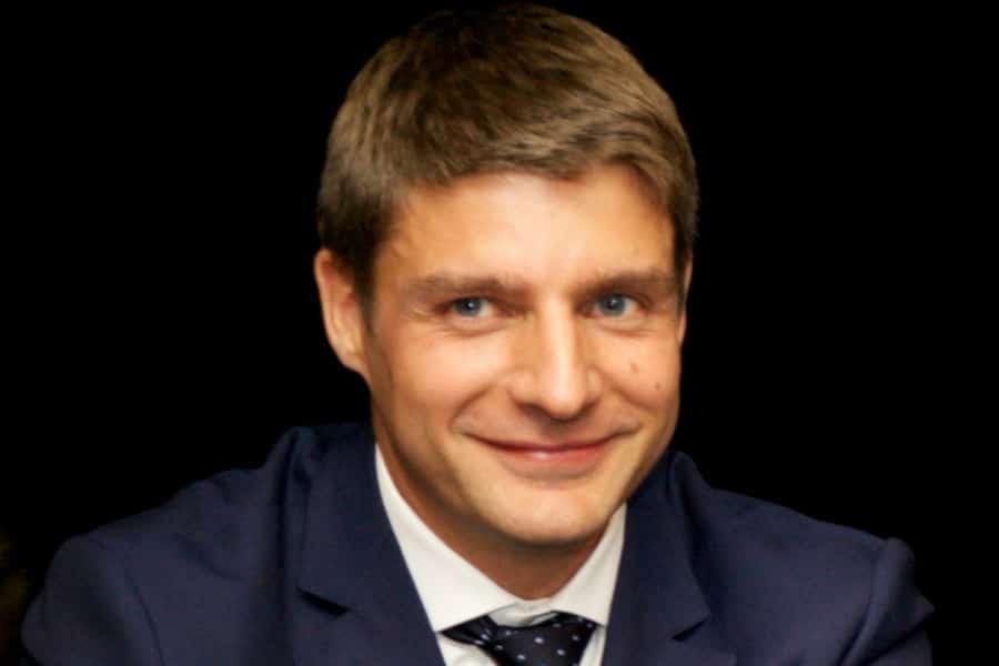 Cyril Smet, cofondateur et CEO d'Openfield. © Openfield