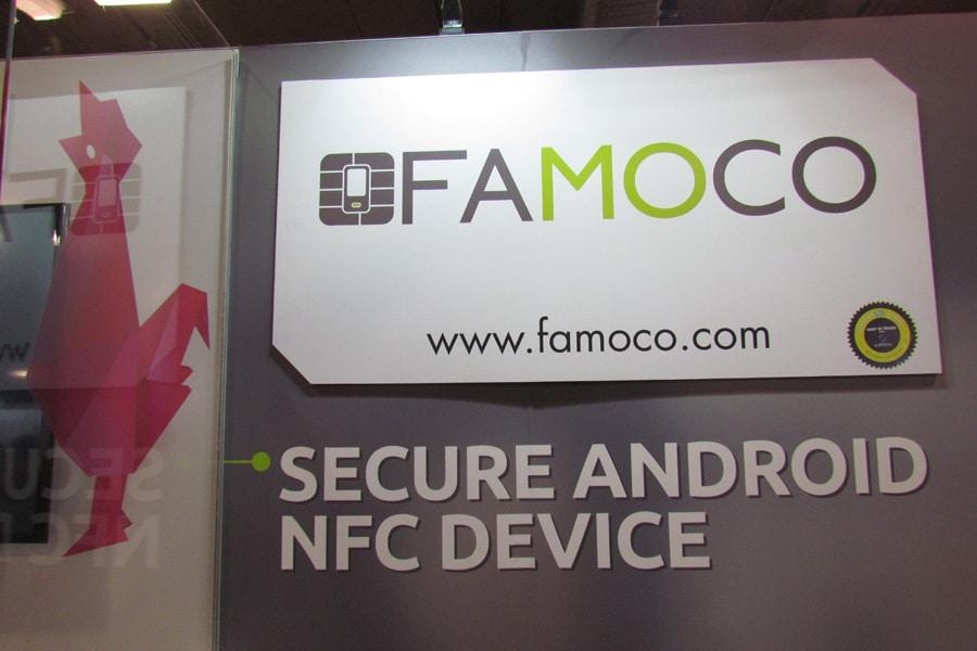 Famoco-slide