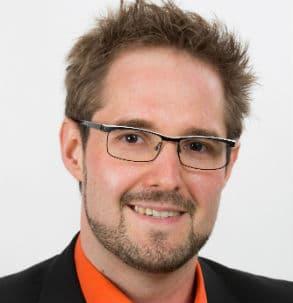 Franz-Bozsak, cofondateur et CEO d'Instent. © Instent