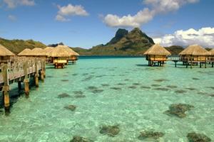 Bora Bora. © Flickr CC gengish skan
