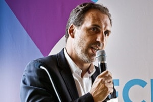 Bertrand Diard, président de TECH in France