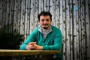Florian Douetteau, cofondateur de Dataiku. © Charlie Perreau