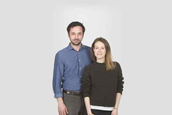 Arnaud Verlet et Géraldine Bal, fondateurs de Hopfab ©Hopfab