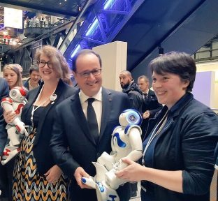 François Hollande, France IA