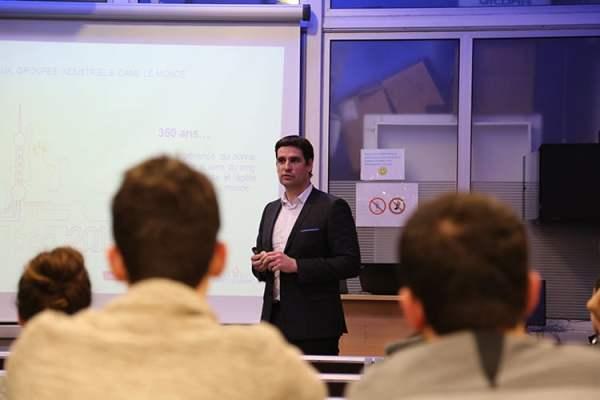 Olivier Waldin, CEO de Homly you ©Homly you