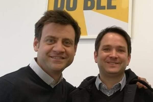 Fabien Grenier et , les fondateurs de DataDome ©DataDome