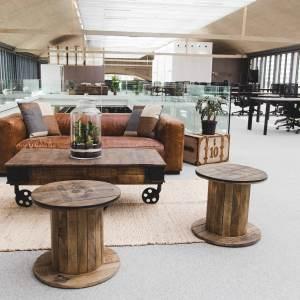 Maisons du Monde a équipé les 24 espaces détente (Source : instagram maisonsdumonde)
