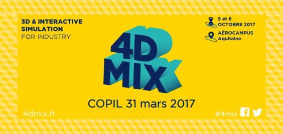 4DMIX, la rencontre business européenne, les 5 & 6 octobre à Bordeaux