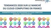 Etude – Tendances cloud 2020 : tensions à venir sur un marché dynamique