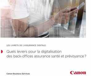 canon livrets Les livrets de l'assurance digitale: