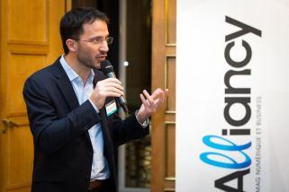 Jean-Baptiste Plagne, Vice-président IT Division France chez Schneider Electric