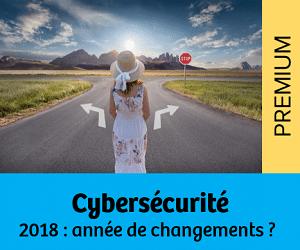 cybersécurité 2018 année du changement