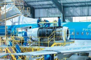 Le fabricant de pièces et de structures aéronautiques Lauak est implanté en Nouvelle-Aquitaine. ©Lauak