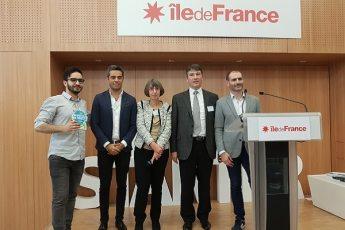 PacketAI remporte le Trophée Start-up Numérique d'MT Starter