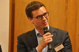Olivier Flous, vice-président Transformation Digitale et Digital Factory de Thales